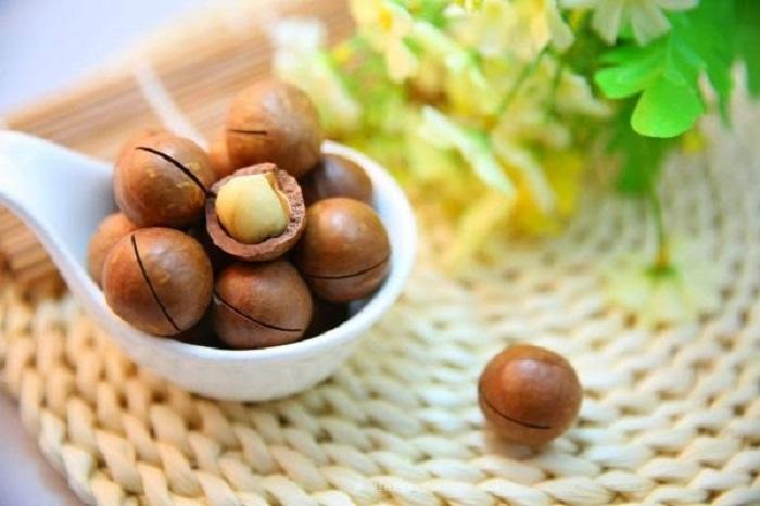 Ăn hạt macca khi mang thai