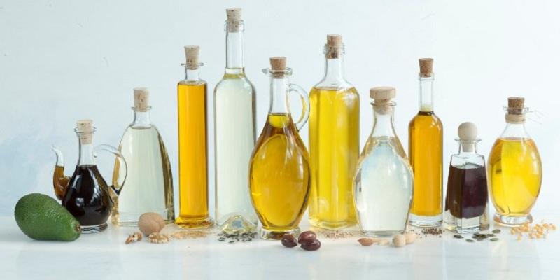 Tác dụng của dầu ăn cho bé