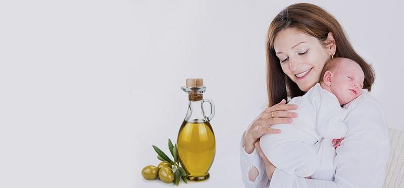 Vì sao lại nói có những loại dầu không được làm dầu ăn chính cho bé