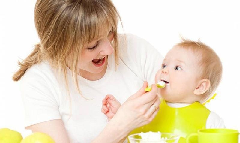 Tác dụng khi sử dụng dầu nấu ăn cho bé