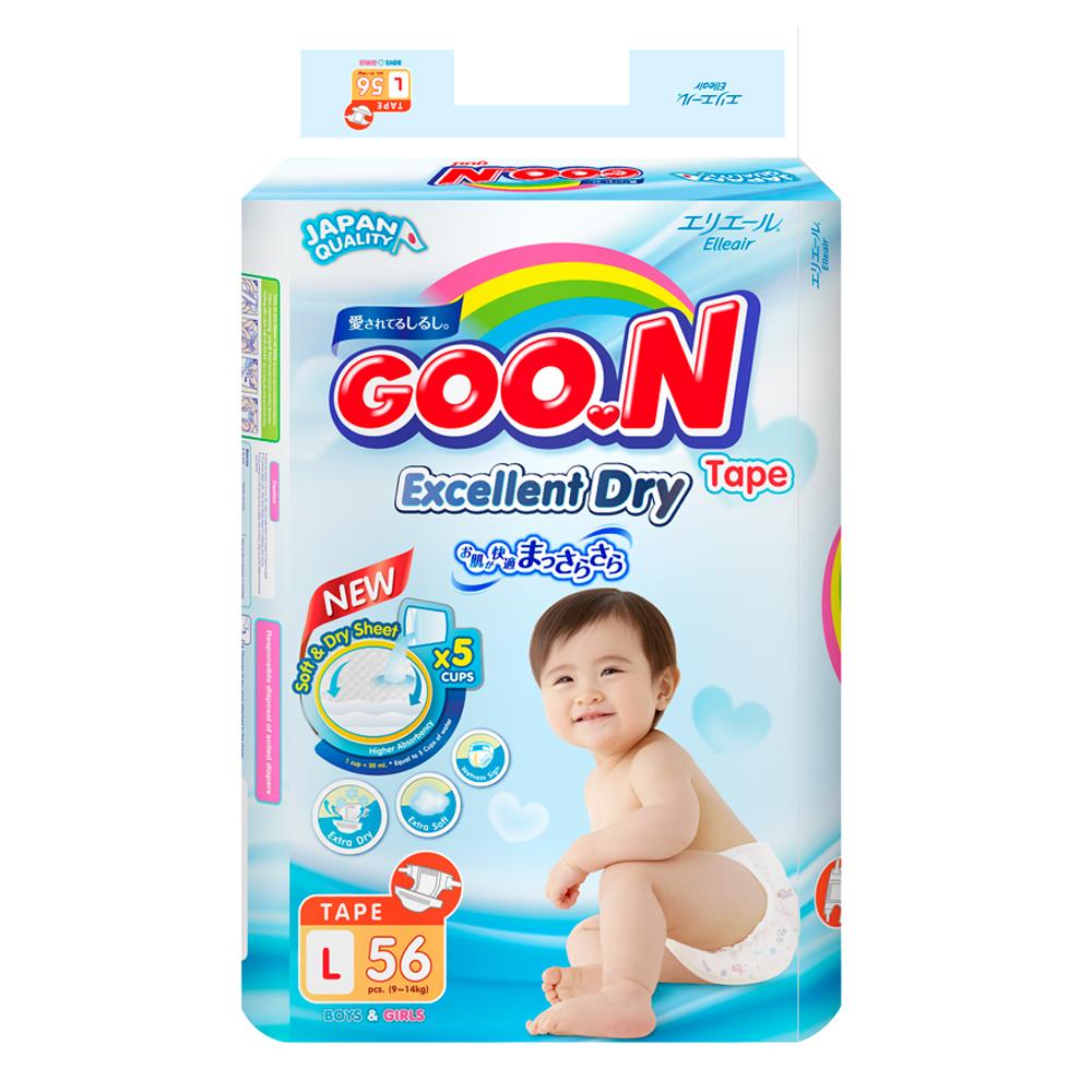 Tã dán Goon