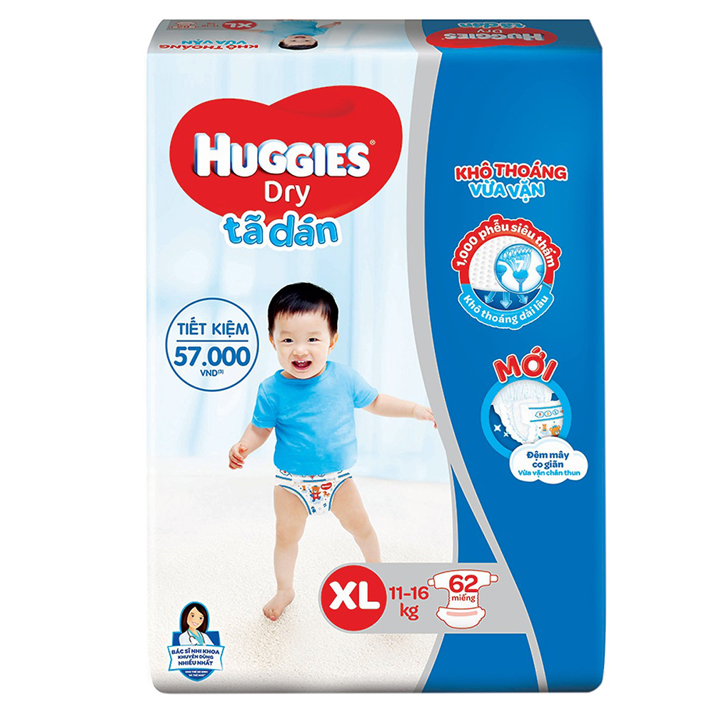 Tã dán Huggies