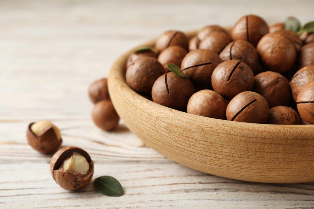 Hạt macca có hàm lượng dinh dưỡng cao