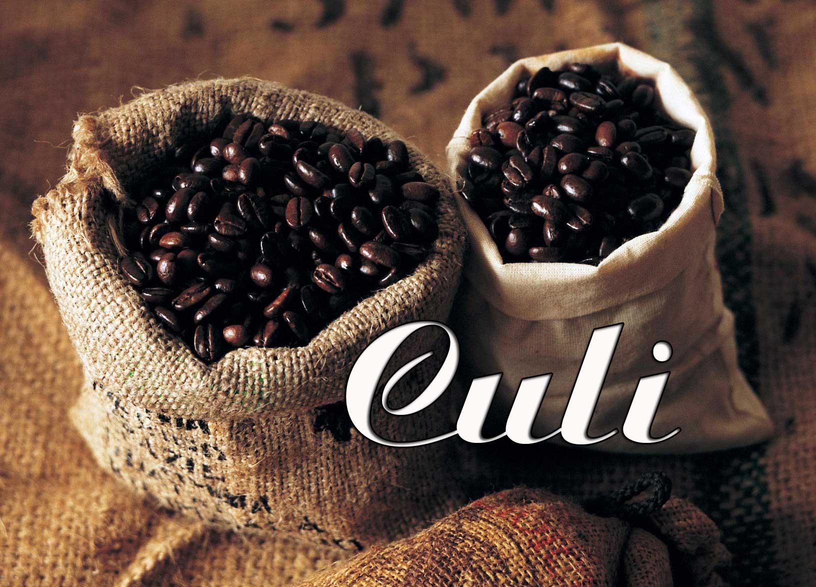 Cà phê Culi có vị đắng chát rất đặc trưng
