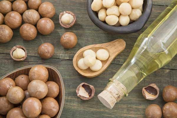 Sử dụng hạt macca mỗi ngày sẽ giúp bạn có một trái tim khỏe mạnh, tràn đầy sức sống